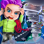 Crazy Super Baby Rescue - City Hero Mini Games