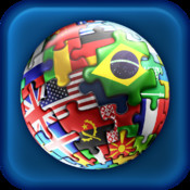 Geo World Plus - Fun Geography Quiz With Audio Pronunciation for Kids world with google