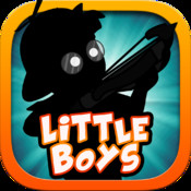 Little Boys : A scary night time base defense game