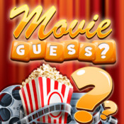 Movie Guess - free new popular quiz game . Awesome and popular star celebrities!