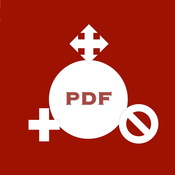 PDF Pages Pro : Add, Move and Remove PDF pages pages
