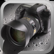 Professional Camera for iPad