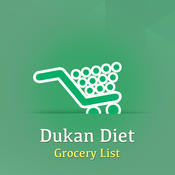 Dukan Diet Shopping List: A Perfect Weight Lose Grocery List list for
