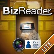BizReader Lite 명함스캐너 비즈리더 한글 및 영문 명함인식