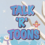 TalkrToons movie making digital overlay