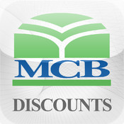 MCB Discounts App discounts