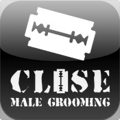 Close Male Grooming