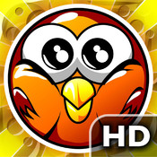 Chicken Bump HD : The Free Star Bump Attack - Pro Plus Version