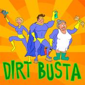 Dirt Busta Free -Big Comic Fun with small cute Bugs-