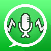 Audio Sender for Whatsapp - Pre-recorded audio and Voice Changer facebook sender