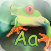 Children`s Animal Alphabet