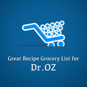 Great Recipe Grocery List for Dr.OZ HD- A Perfect Diet Grocery List for Heathy Fitness grocery