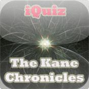 iQuiz for The Kane Chronicles ( The Red Pyramid series books trivia )