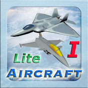 Aircraft 1 Lite for iPad: air combat game