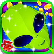 Aliens Space Invader Slots: Win mega jackpot prizes with free casino games