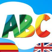 Aprende Inglés ABC para los Niños - Lecciones de vocabulario, pruebas y juegos educativos con audio y tarjetas flash para el bebé, preescolar, escolar y jardín de la infancia hijos e hijas converter 3gp para wmv