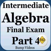 Intermediate Algebra Final Exam Review Part 1