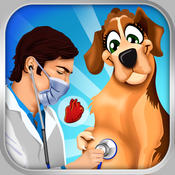My Newborn Baby Puppy Pets - Pet Mommy`s Pregnancy Doctor Game!