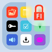 Secret Folder Icon - Private Folder Manager Vault folder marker 1 3
