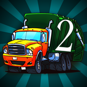 City Garbage Truck Disposal Crazy Race : Clean the Town - Free Edition