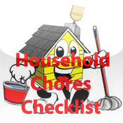 Household Chores Checklist. Household Chores Task List.House Routines Checklis