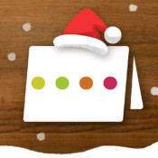 TinTint Greeting Cards - Make/Print Your Own Greeting (e)Cards with iPhone Photos (Xmas/New Year/Birthday Cards..) cards