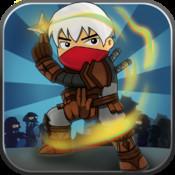 A Tiny Temple Ninja vs Stupid Mini Zombie