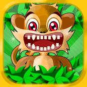 Animal Wildlife Dentist - Cute Baby Wild Animal Vet Salon Game for Kids Free