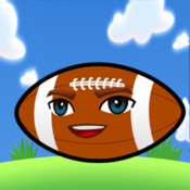 Footie the Football Ball Jumping Adventure- Fun Free Game for Everyone