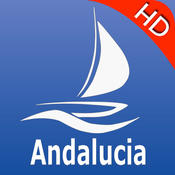Andalusia GPS Nautical charts
