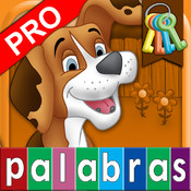 Spanish First Words with Phonics Pro: Deluxe-Spelling & Learning Game for Children