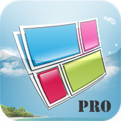 Stitch Booth - Pro for Instagram, Facebook, or Photo Library, w/ Camera + Photo Booth