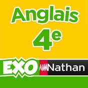 ExoNathan Anglais 4e: des exercices de révision et d'entraînement pour les élèves du collège