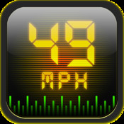 GPS Speed Tracker Pro - Speedometer app for tracking map location & navigation as well as altitude, latitude and longitude coordinates