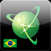 Navitel Brazil - popular offline social gps navigation, maps, traffic, POI, route directions, 7 day free