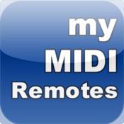 myMIDI+MSC midi mixer