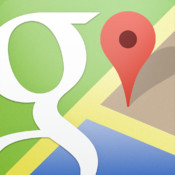 Google Maps world with google