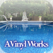 A Vinyl Works vintage vinyl records