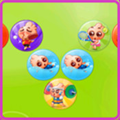 Bubbles Dragon