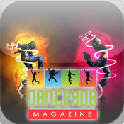 Dancehub Magazine dance game