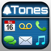 Ringtones for iOS 6 mail calendar alarm