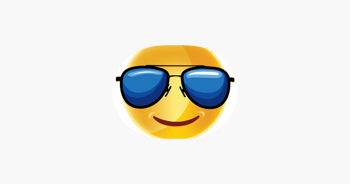 Big Emojis - Stickers