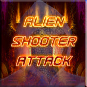 Alien Shooter Attack
