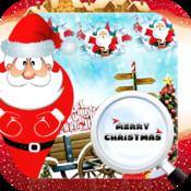 Christmas Hidden Object christmas stars