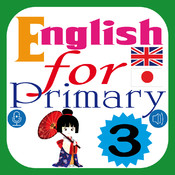 English for Primary 3 (英 – 汉) – Version Chinese