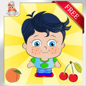 Little Genius Memory Game - Fruits - FREE genius game