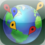 Locations List for Google Maps