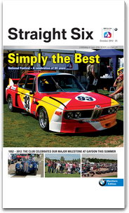 Straight Six Magazine - BMW Car Club GB