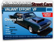 ChromeStreetCars Magazine chrome