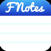 FNotes: new style notes with its minimalistic design